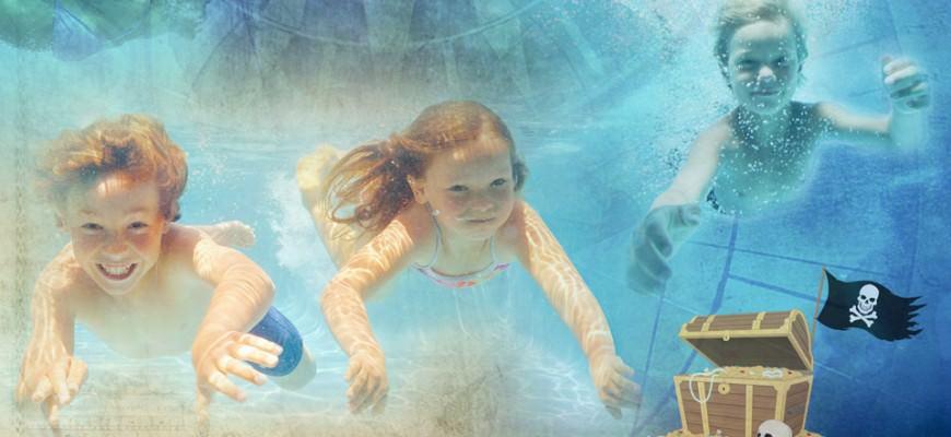 Alle barn som liker vann vil elske The Reef. Dette er en hotellopplevelse helt utenom det vanlige. Foto: The Reef / ©2015 iStockphoto LP