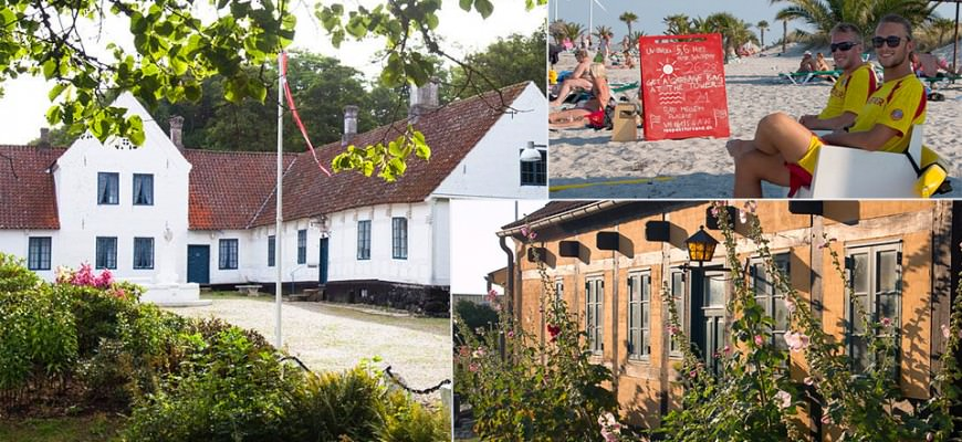 Frederikshavn byr på opplevelser for hele familien. Foto: visitdenmark.no