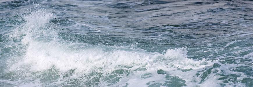 Bølger på Grenen