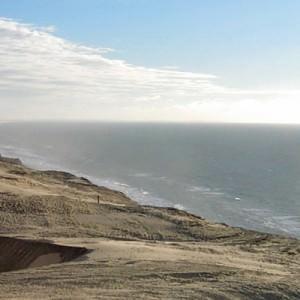 Fortryllende hav og fyrtårn. Vakrere blir det nesten ikke