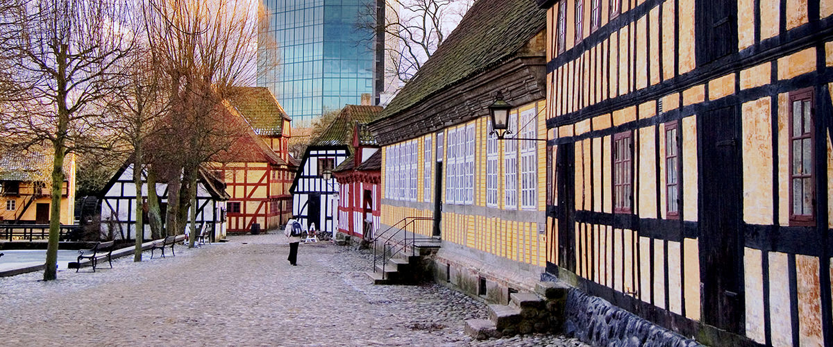 Gamlebyen i Aarhus
