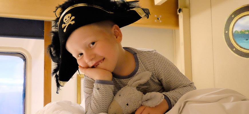 Piratlugarer Familielugarer Stena Saga