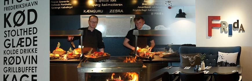 Spisesteder Frederikshavn