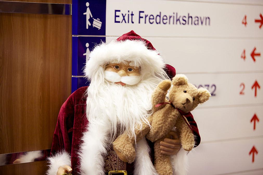 Stena Line Saga 2014 Desember