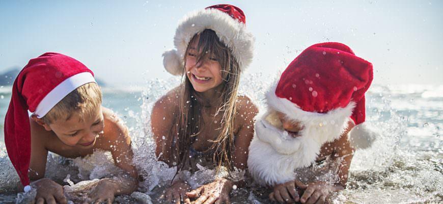 Reise i julen
